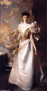 John Singer Sargent - margaret hyde , 19th Condessa de suffolk