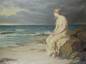 John William Waterhouse - Miranda