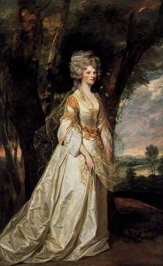 Joshua Reynolds - Lady Sunderlin