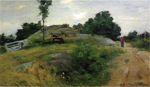 Julian Alden Weir - Cena Connecticut