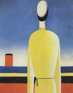 Kazimir Severinovich Malevich - Bad Premonition