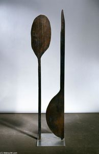 Louise Joséphine Bourgeois - Mulher Paddle