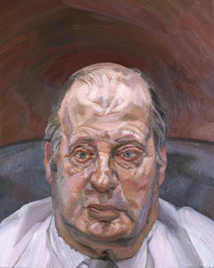 Lucian Freud - O Painter-s Irmão , null