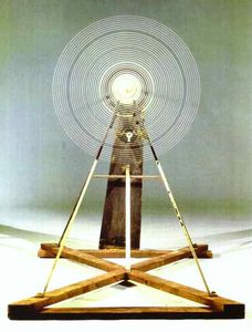 Marcel Duchamp - Placas de vidro Rotary (Precision Optics)