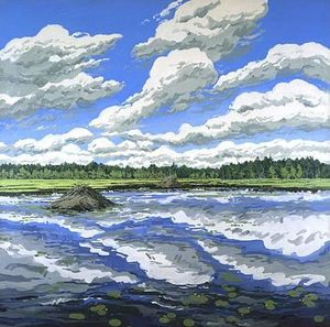 Neil Gavin Welliver - Big Flowage
