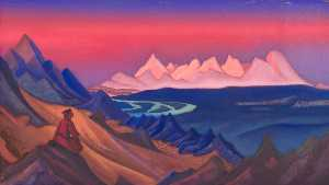 Nicholas Roerich - Song of Shambhala