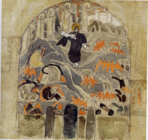 Nicholas Roerich - Angustiante do inferno