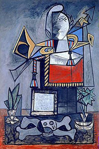 Pablo Picasso - argeliano mulheres