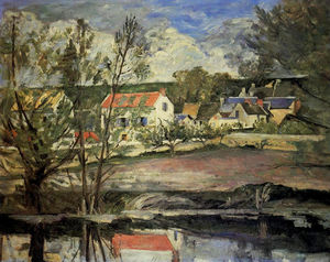 Paul Cezanne - No século null Valley