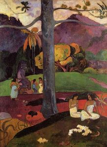 Paul Gauguin - Antigamente