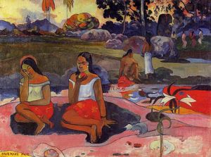 Paul Gauguin - sacro Salte