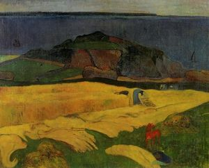 Paul Gauguin - Seaside Colheita
