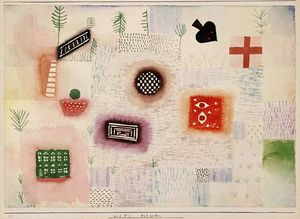 Paul Klee - local sinais