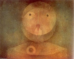 Paul Klee - pierrot lunaire