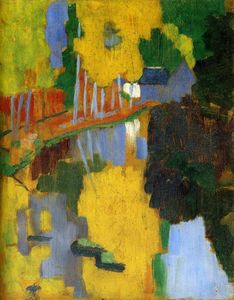 Paul Serusier - O Talisman