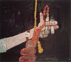 Philip Guston - conversa