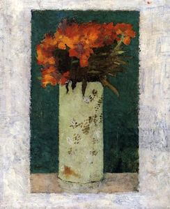 Pierre Bonnard - Pot of Flowers