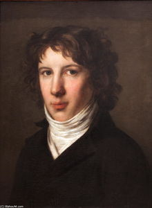 Pierre-Paul Prud-hon - Louis Antoine de Saint Just
