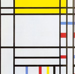 Piet Mondrian - Local da Concorde