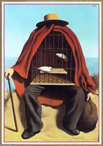 Rene Magritte - O therapeutist