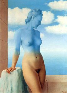 Rene Magritte - magia negra
