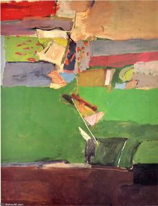 Richard Diebenkorn - Berkeley No. 13
