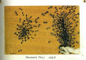 Salvador Dali - As formigas