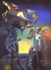 Salvador Dali - William Tell