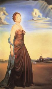 Salvador Dali - Mme . Reese
