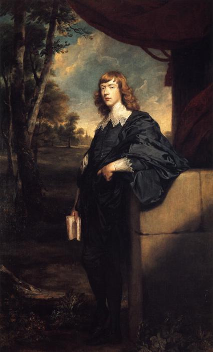 Retrato de George Spencer, segundo Earl Spencer, óleo sobre tela por Thomas Gainsborough (1727-1788, United Kingdom)