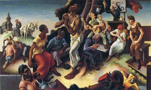 Thomas Hart Benton - Artes do Sul