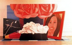 Tom Wesselmann - natureza