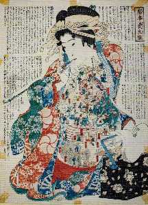 Utagawa Kunisada - Regras da Vida Sexual