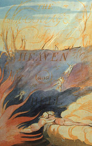 William Blake - O casamento de Heaven - Hell