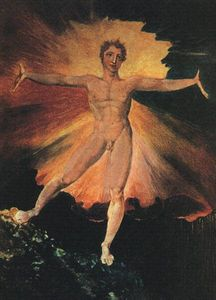 William Blake - Dia contente ou a dança de Albion