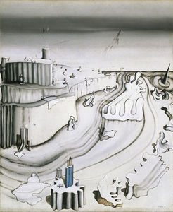 Yves Tanguy - Promontory Palace