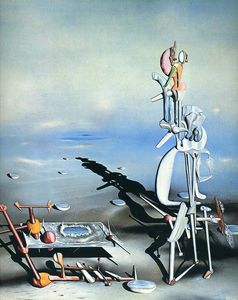 Yves Tanguy - Divisibilidade Indefined