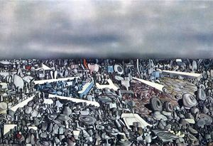 Yves Tanguy - Multiplicatiion do Arcos