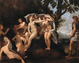 Francesco Albani - Diana e Actaeon
