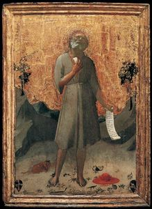 Fra Angelico - Penitente St Jerome