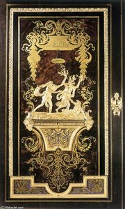 André Charles Boulle - decorativo painel