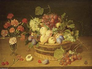 Jacob Van Hulsdonck - natureza