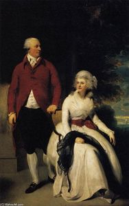 Thomas Lawrence - Sr. e Sra John Julius Angerstein