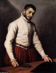 Giovanni Battista Moroni - o alfaiate