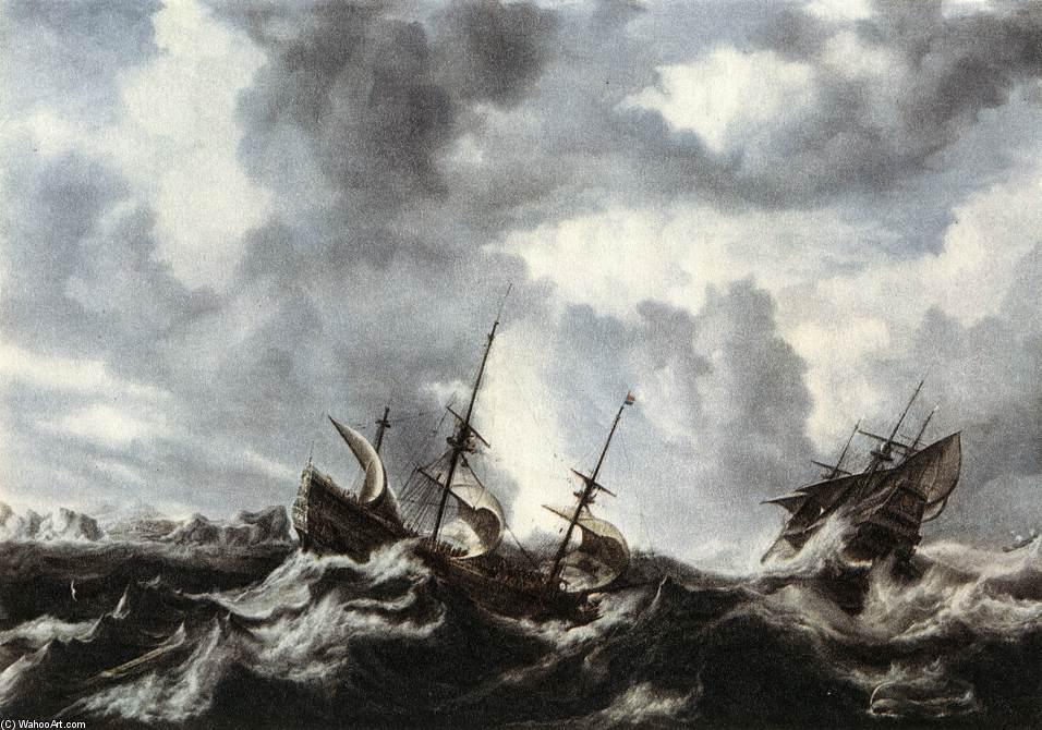 Resultado de imagem para tempestade no mar