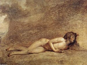 Jacques Louis David - A morte de Bara
