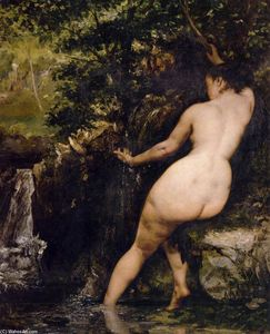 Gustave Courbet - o fonte