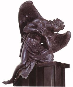 Georg Raphael Donner - Adorador do anjo