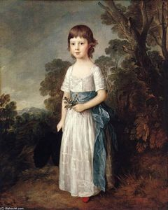 Thomas Gainsborough - Mestre João Heathcote