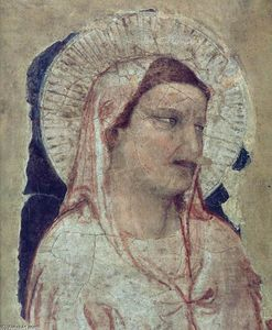 Giotto Di Bondone - Mourning Virgin